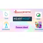 Dreamwidth, Thurst, Heartmob, Quirell, Aeriespaces, Prounoun Island, TapestryMaker