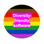 Diversity-friendly software
