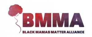 BMMA: Black Mamas Matter Alliance logo