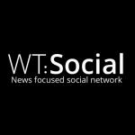 WT:Social - News focused social network (the WT:Social logo)